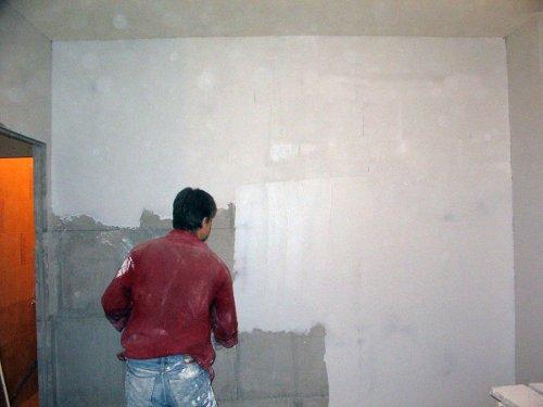 Виды шпаклевка стен своими руками видео