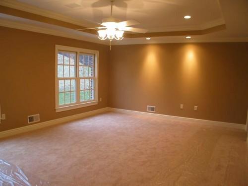 Потолок из гипсокартона для зала своими руками фото