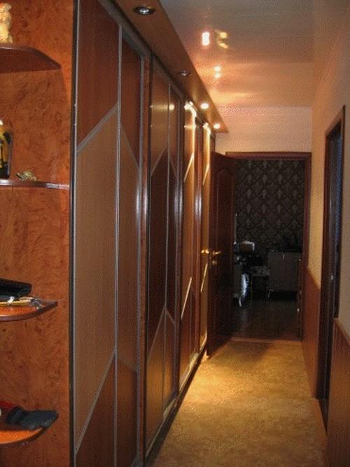 Шкафы купе в коридор.